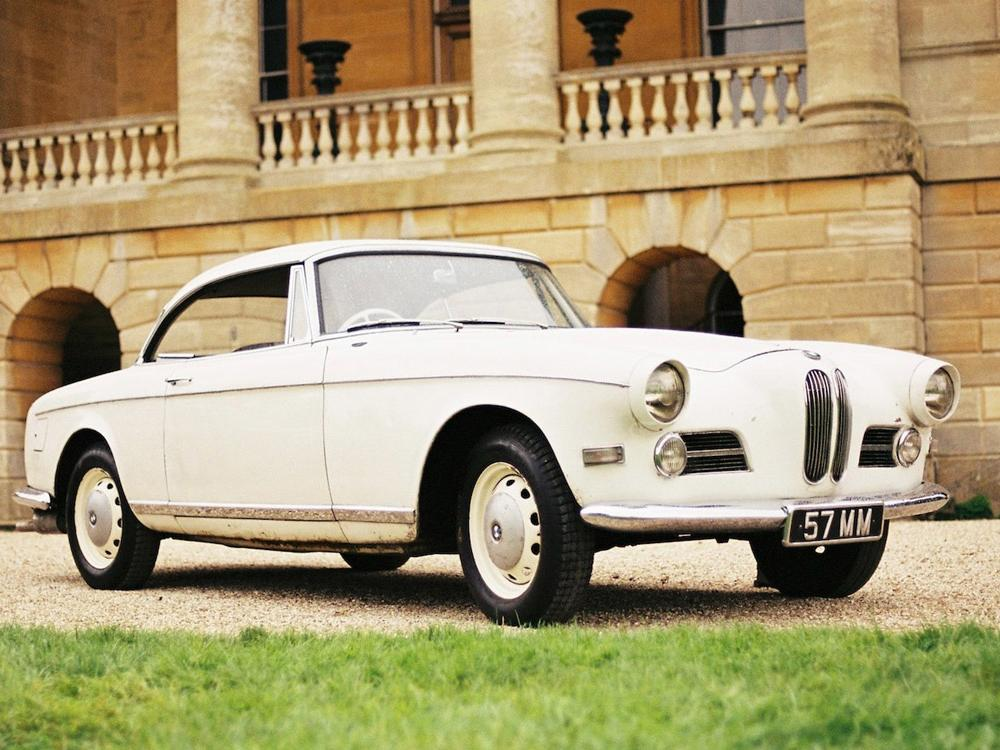 1957 BMW 503 Coupe - For Sale At Auction