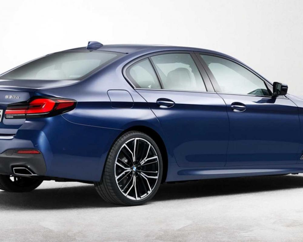 New BMW 5 Series 2021 (leaks) | Motor1.com Photos