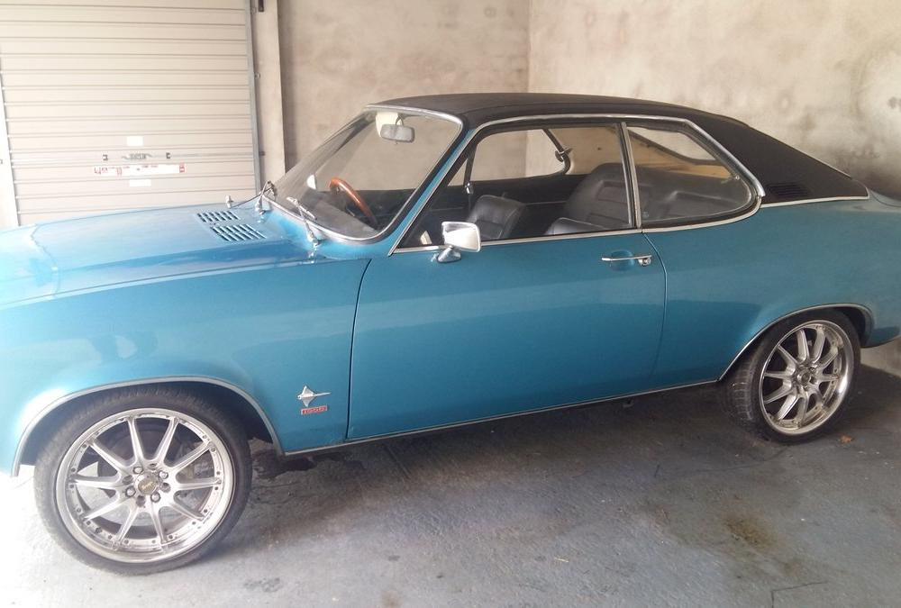 Opel Manta, Automatic, Series A Classic For Sale | Car And Classic