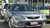 images of mazda 323 astina sp20 2002 for sale in capalaba queensland