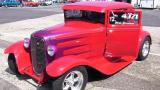Ford 5 window coupe