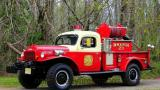 Dodge Power Wagon Fire Truck