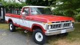 Ford F-250 Camper Special XLT