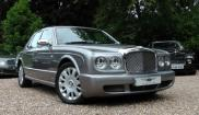 Bentley Arnage Blue Train Edition