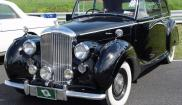 Bentley Mk VI sedan
