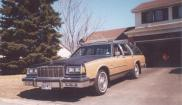 Buick Electra Estate wagon