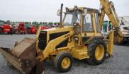 Caterpillar 428B Backhoe