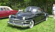 Chrysler New Yorker business coupe