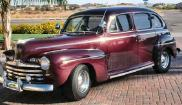 Ford Super De Luxe 4dr