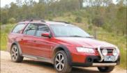 Holden Commodore Adventra AWD
