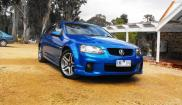 Holden Commodore SS VE series