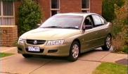 Holden VZ Commodore Executive