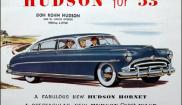 Hudson Super Wasp 2dr Brougham sedan