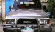 Isuzu Trooper 4WD