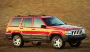 Jeep Grand Cherokee V8 Laredo