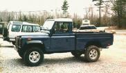 Land Rover Defender 110 Pick-Up