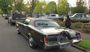 Lincoln Continental mk III coupe