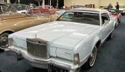 Lincoln Continental mk IV 4dr HT