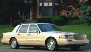 Lincoln Town Coupe