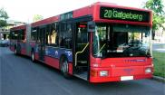 MAN Articulated bus