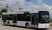 MAZ Trolley-bus
