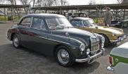 MG ZB Magnette Saloon