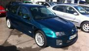 MG ZR 160 VVC Sports Hatch