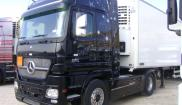 Mercedes-Benz Actros 1861 Black Edition