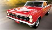 Mercury Comet Cyclone