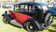 Morris Eight 4dr saloon