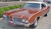 Oldsmobile Cutlass conv