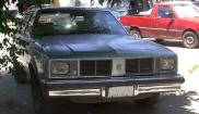 Oldsmobile Cutlass Liftback