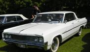Oldsmobile Dynamic 88 4dr HT