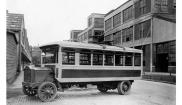 Packard Trolley-bus