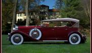 Packard De Luxe Eight phaeton