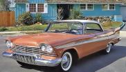 Plymouth Belvedere 4dr