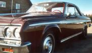 Plymouth Fury 2dr HT