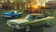 Plymouth Fury III 4 door hardtop
