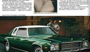Plymouth GRan Fury Brougham 4dr