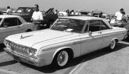 Plymouth Sport Fury Coupe