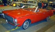 Plymouth Valiant Signet 2dr HT conv