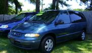 Plymouth Voyager SE