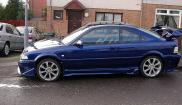 Rover 216 Coupe