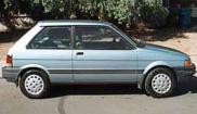 Subaru Justy DL