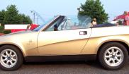 Triumph TR 8 Works Car