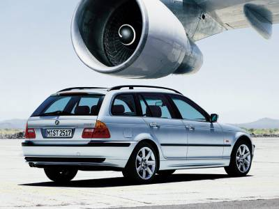 BMW 3 Series Touring E46