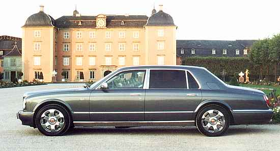 Bentley Arnage RL