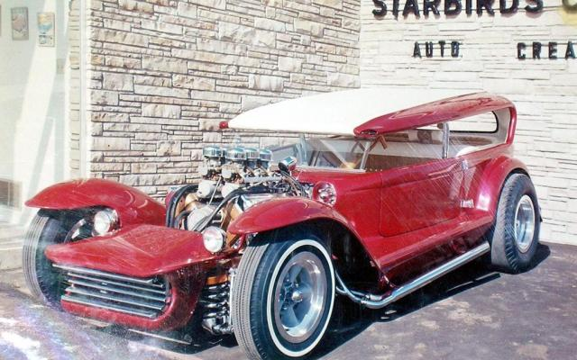 Starbird Lil Coffin-1960s Version