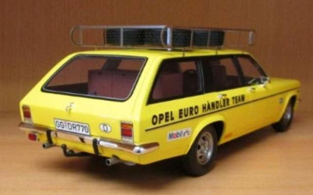 Opel Admiral Station