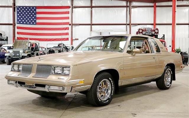 Oldsmobile Cutlass 422